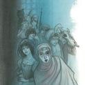 Ilustración para Diez Cuentos de Terror de Poe