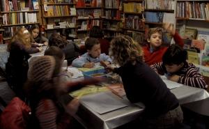 Taller de Julio Cortázar 'El Discurso del Oso' en la Librería Rafael Alberti.