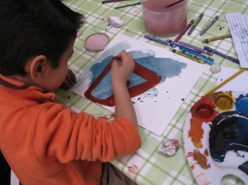 Alex, 5 años.
