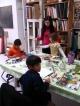 Alex, Gabriel y Amara (4, 5 y 6 años).