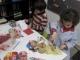 Darío y Jimena (5 y 4 años).