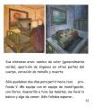 Cuento ilustrado 'Memorias de un mosquito' por Gabriel a los 13 años.
