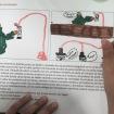 Trabajo de un alumno sobre los 'Cronopios' de Cortázar.