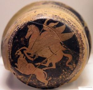 la-quimera-y-belerofonte-ceramica-griega