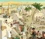 Antiguo Egipto. Ilustradora María Espejo.