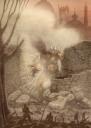 La Horda del Diablo. Ilustradora María Espejo.