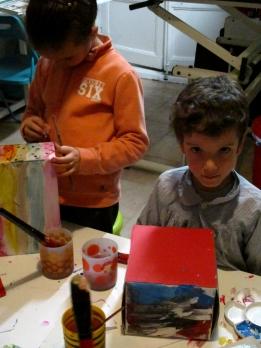 Iván y Jimena, seis años