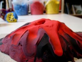 El volcán al rojo vivo de Iván
