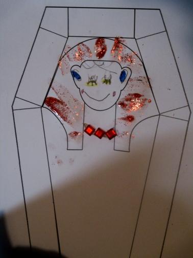 Sarcófago de Alicia (seis años)